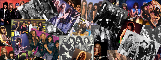 Hard Rock Heaven | 80s Hard Rock & Hair Metal Online Radio